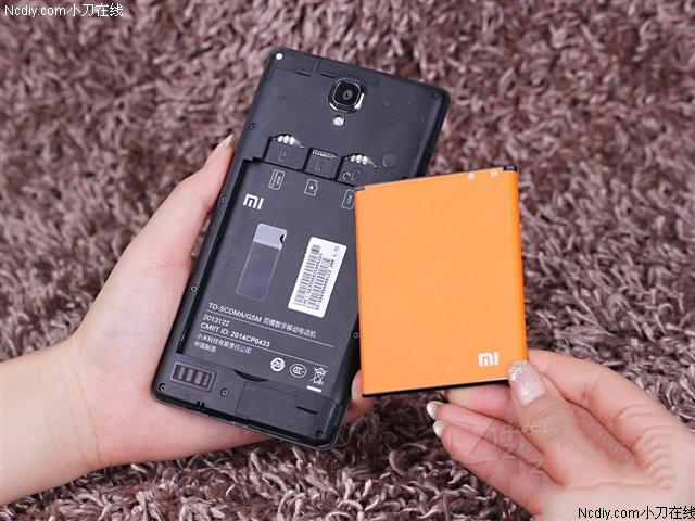 图为:红米手机Note 4G增强版-增强版红米NOTE 最新仅仅只要900元图片