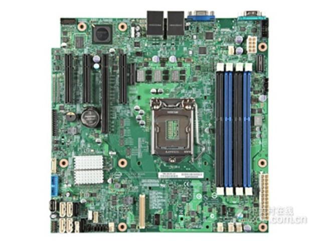 服务器主板 英特1200V3RPS报价880元
