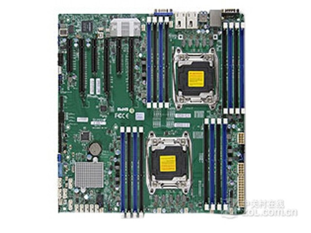 成都超微X10DRI 服务器主流款售2350元