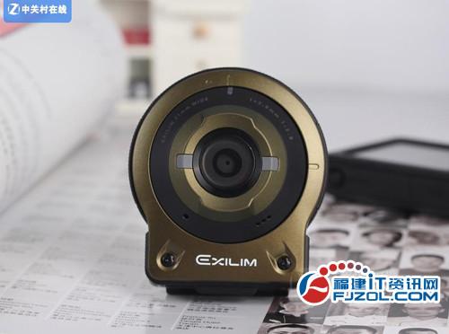 户外运动相机 卡西欧fr10厦门售2460元 原创