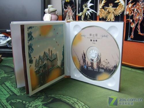 cd碟花了_口水碟典范 5张陈洁丽发烧女声CD推荐_惠威 D1080MKII_音频评测 ...