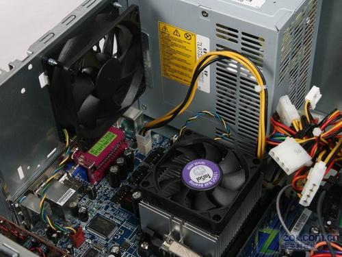 电脑主机拆卸步骤附图