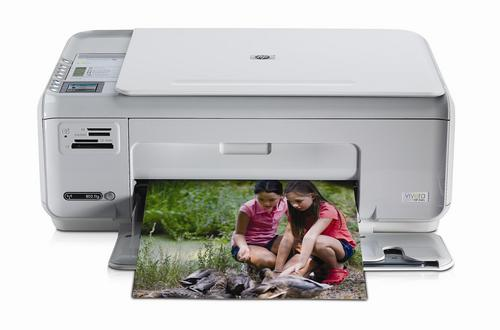 HP Photosmart C4388照片一体机上市