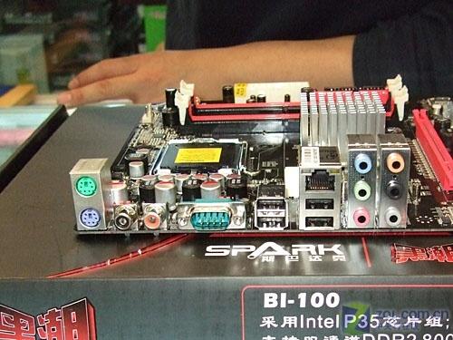 CPU全固态供电 499元黑潮P35批量到货