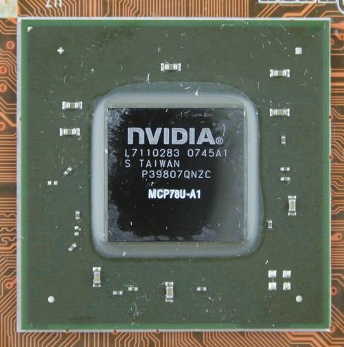 梅捷mcp78主板搭载的是顶级mcp78u芯片