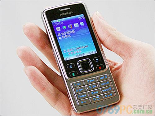 东莞:金属超薄手机诺基亚6300降至1540图片