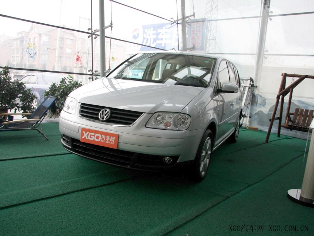 上海大众 途安2.0l 5座手动舒适大图 上海大众国产汽车酷图欣高清图片