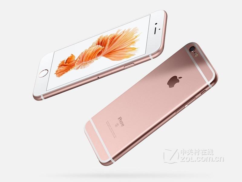 操作更为流畅 苹果6s plus重庆热卖