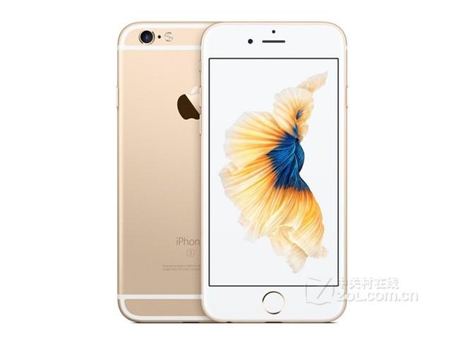 16G玫瑰金 攀枝花iPhone 6S报价5199元