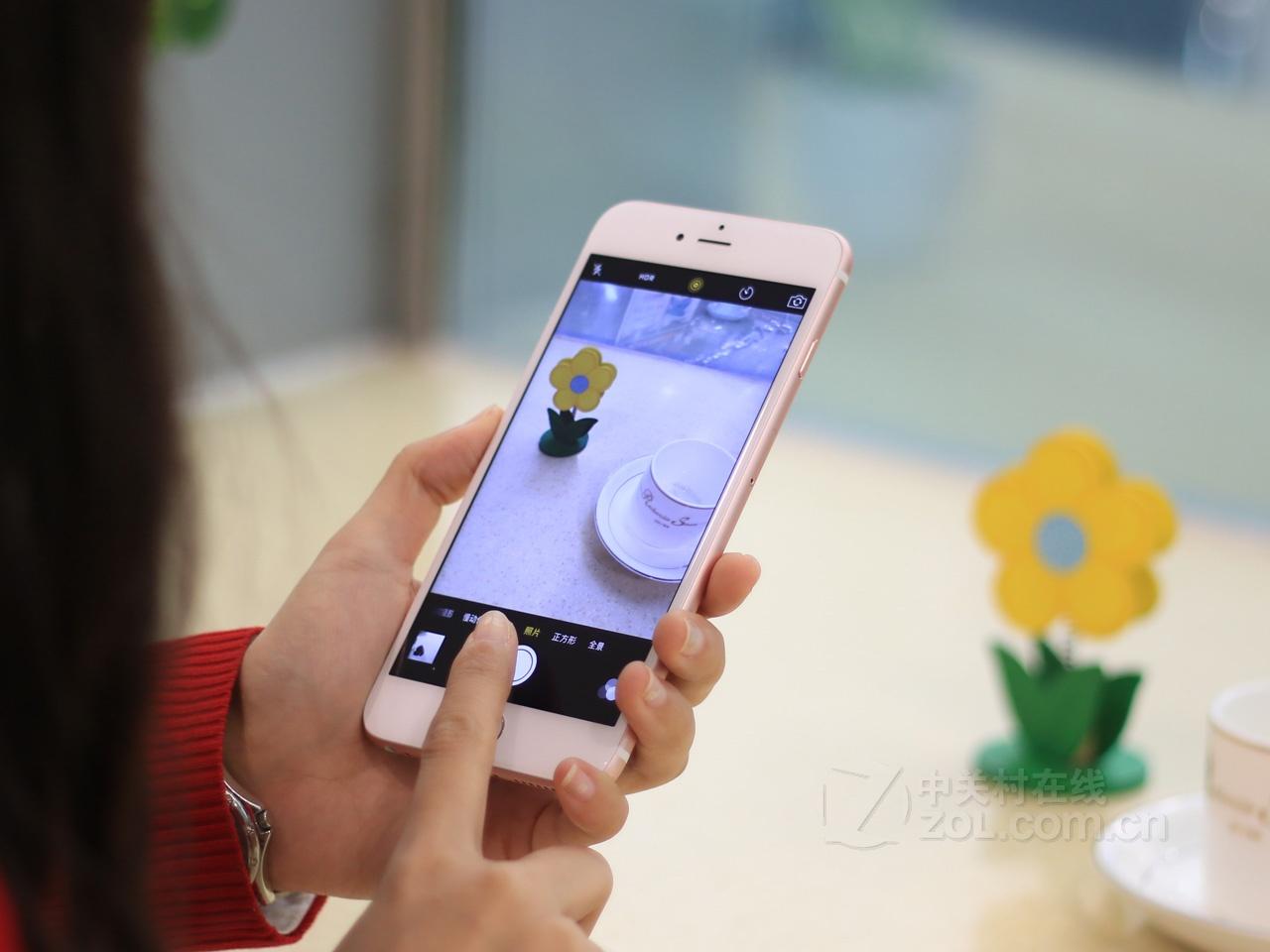 苹果7上市 6s plus 64g特价仅售4950元