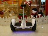 骑行遥控2种玩法 小米九号双轮平衡车图赏