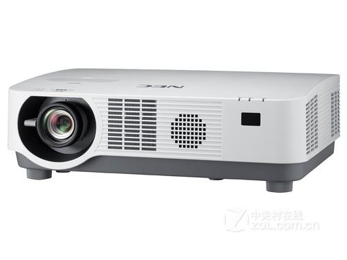 专业工程投影仪 NEC P502W+售37620元