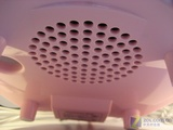 可爱女生首选 傲森Q11粉色版音箱到货