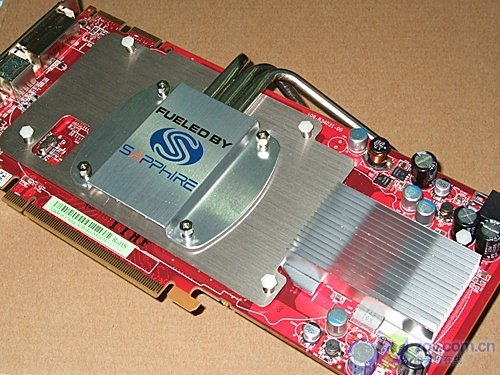 市场最低价 蓝宝热管HD3850惊爆1299元