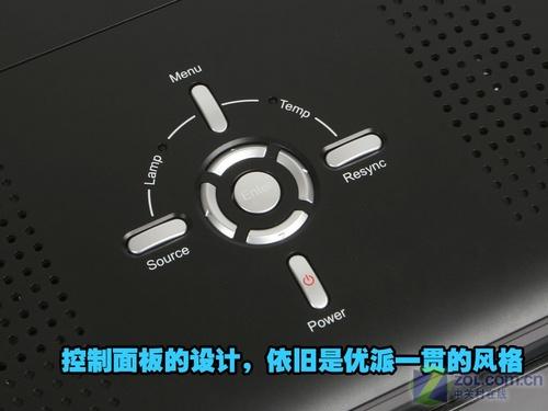 阻挡一切粉尘 优派PJ557DC投影机评测