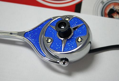 达克浩思无驱摄像头---蓝色闪电上市