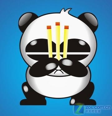 熊猫烧香搅动2007图片