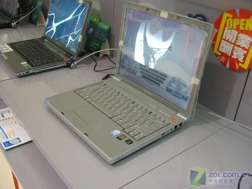 迅驰4独显 联想14英寸160G硬盘本6300元
