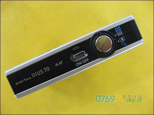 佳能 IXUS 70 数码相机 佳能 IXUS 70随机附带了32MB,并...