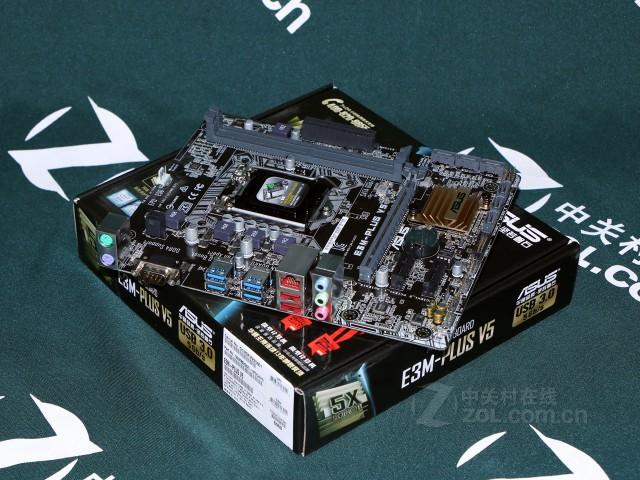 装机首选 华硕E3M-PLUS V5成都售价639