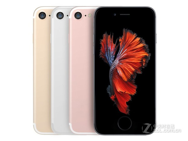 无边框设计 苹果7西安报价3680元热卖