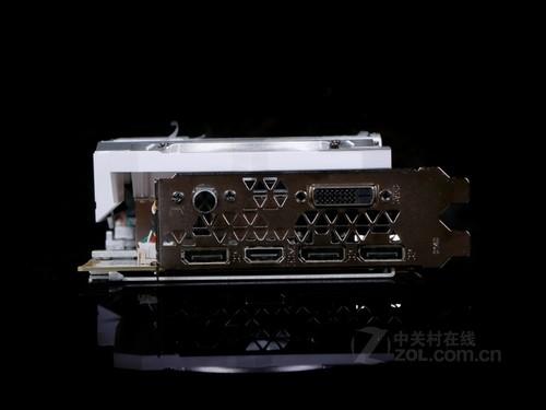 影驰GeForce GTX 1070名人堂西安3099元