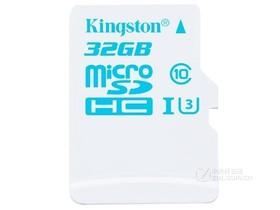 金士顿 micro SDHC卡 Class10 UHS-I耐温4K卡(32GB)