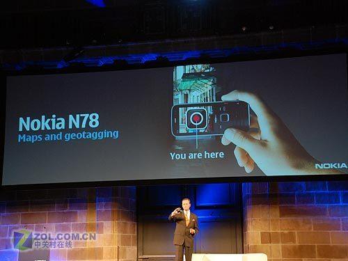 诺基亚N96/N78/6220C/6210N视频欣赏