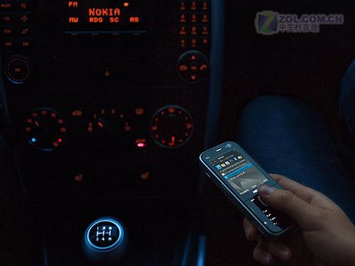 320蔡司分享坐标照片 S60诺基亚N78发布