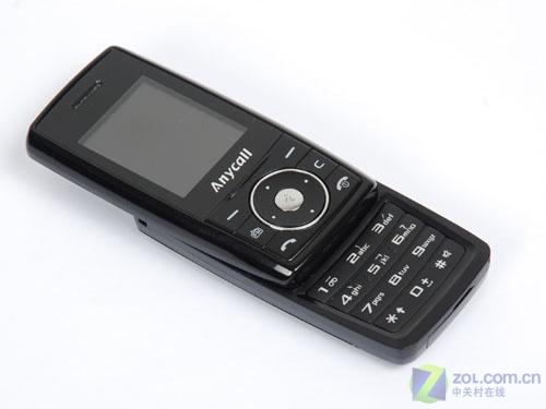 仅售690元 史上最便宜三星滑盖手机评测