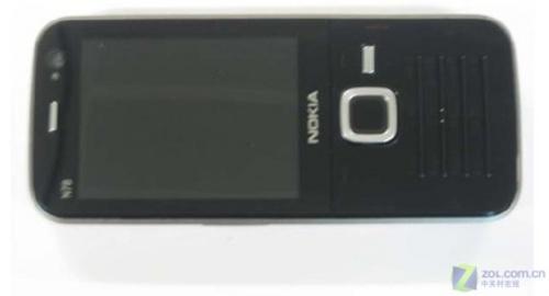 售价3K5下季度上市 诺基亚N78送测FCC