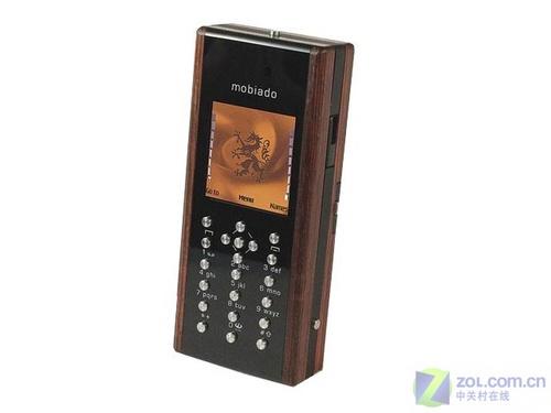 Mobiado EM 2500元买个木头手机回家玩