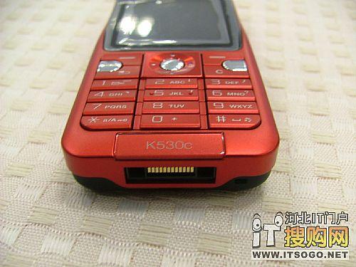 索尼爱立信K530c