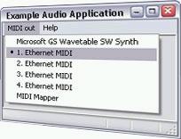轻松在PC和Mac间通过网线传输MIDI信号