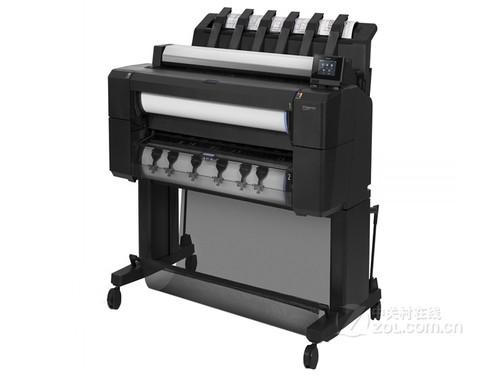 操作便捷大幅面打印机HP T2530西安报价