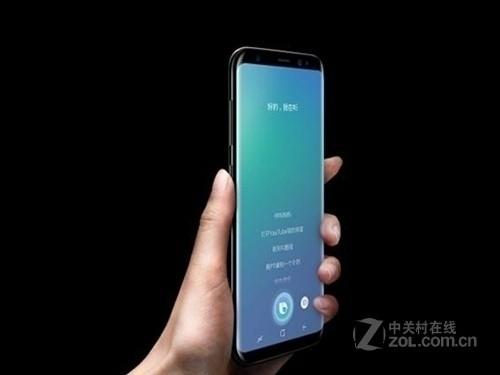 新一代曲面手机三星Galaxy S8预定中