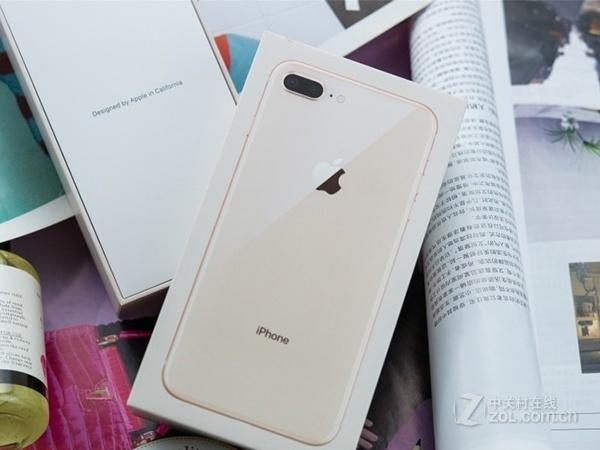 双面全玻璃设计 苹果8 plus西安5650元