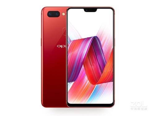 *全面屏设计 OPPO R15手机新品上市