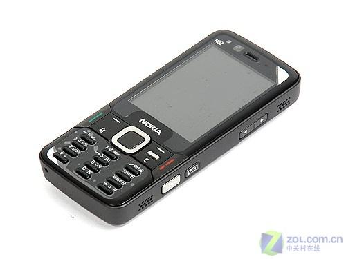 黑色拍照强机 诺基亚N82导航版到货