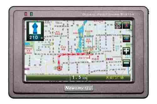 纽曼GPS定位设备 热卖促销仅售990元