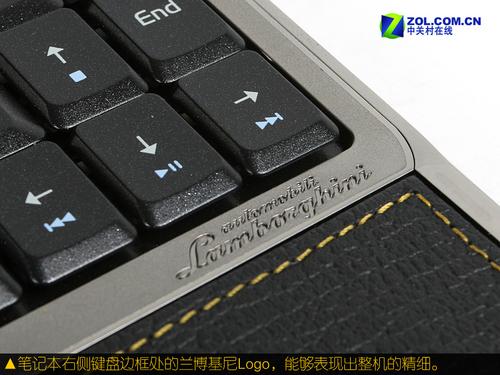 华硕vx3笔记本登场   由于单独的快捷功能按键分布