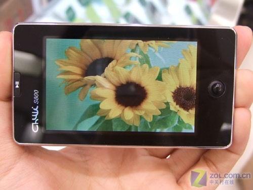 小降40元 4GB直播RMVB驰为S800售460元