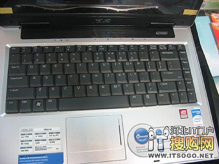 T7250配HD2400独显华硕A8Sr仅7299元