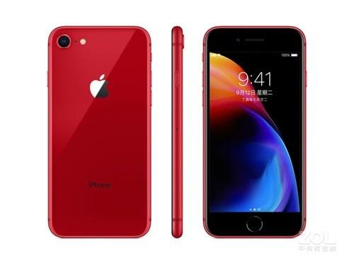 全新图形处理芯片 苹果8红色西安5550元
