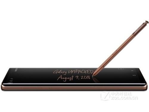 全视曲面屏 三星Note 9智能手机6500元
