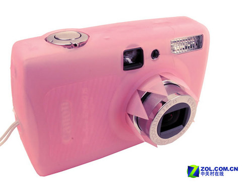 武装到牙齿 数码相机硅胶防护套面世