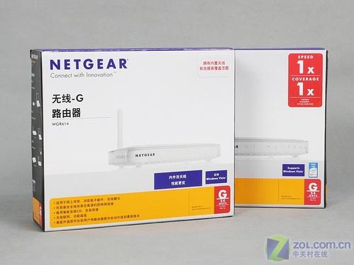升级不止一点 NETGEAR新版54M路由首测