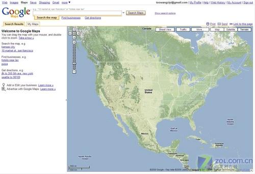 技巧:如何为个人网站添加谷歌地图服务