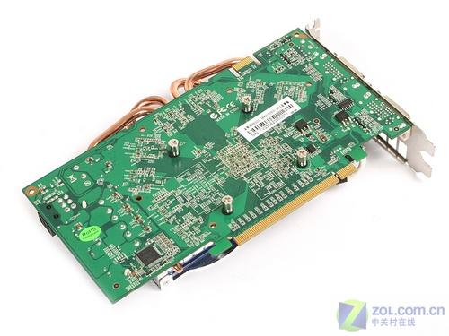 性能可超96GT 太阳花9600GSO高频版测试