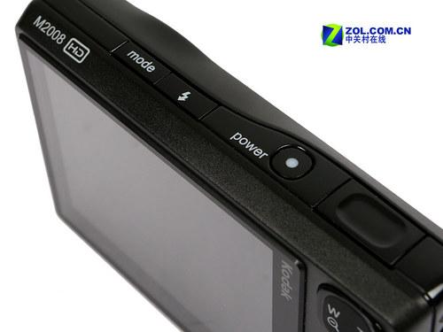 拍照摄像全能 奥运珍藏版柯达M2008评测